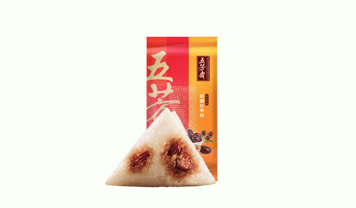 新疆红枣粽
